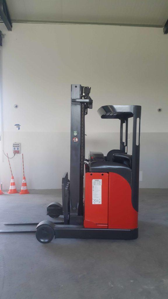 wózek boczny wysokiego składowania LOG-SERVIE